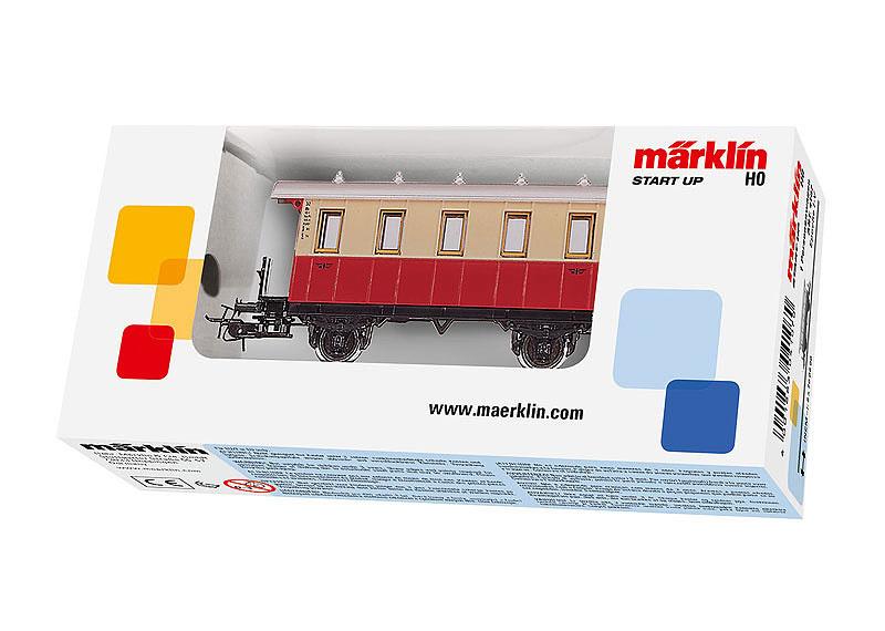 H0 | Märklin Start up 4107 - Reizigersrijtuig
