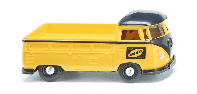 """H0   Wiking 029002 - VW T1  """"Ikea"""" (1)"""