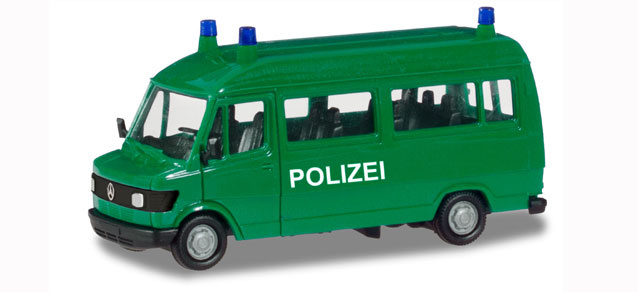 H0 | Herpa 094139 - Mercedes-Benz Polizei
