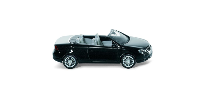 H0 | Wiking 006203 - VW Eos open, zwart (1)