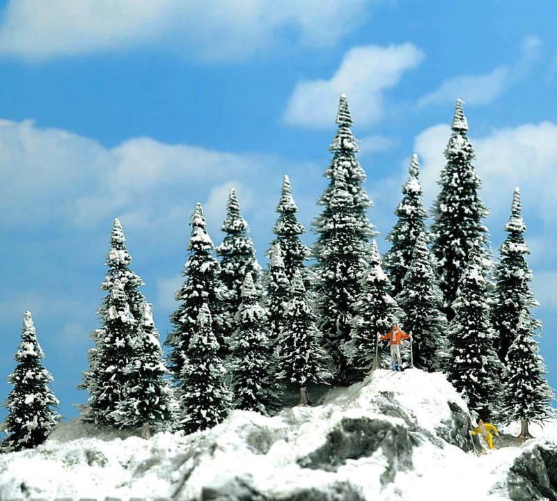 N   Busch 6566 - 20 sneeuwsparren