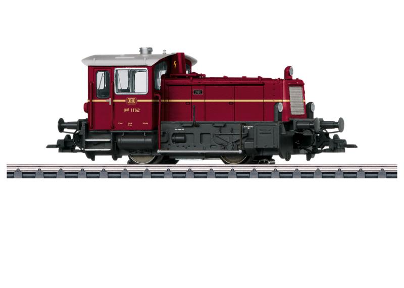 H0 | Märklin 36345 - DB, Diesellocomotief serie Köf III