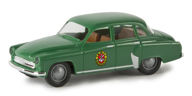 H0   Brekina 27037 - Wartburg 311 GST