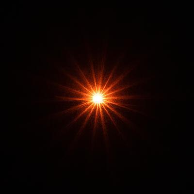 ALG   Faller 180716 - 5 zelf knipperende LED's, geel