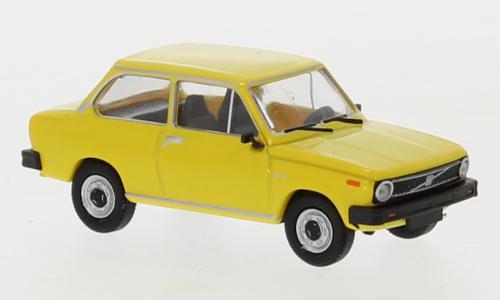 H0 | Brekina 27602 - Volvo 66, geel, 1975 (9)