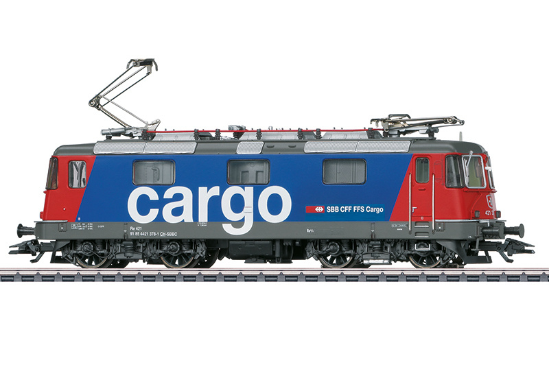 H0   Märklin 37340 - SBB, Elektrische locomotief Re 421