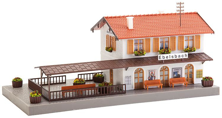 H0 | Faller 131380 - Station Ebelsbach
