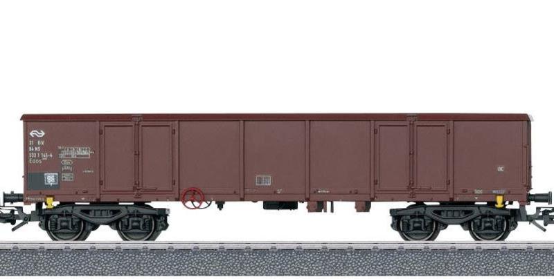 H0 | Märklin 46900.004 - NS Open goederenwagen Eaos