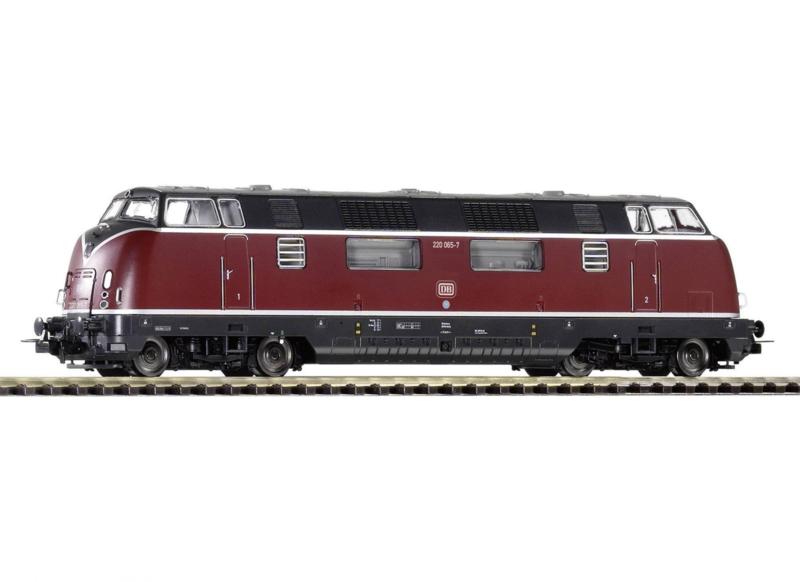 H0 | Piko 59706 - DB BR 220.0 (DC)