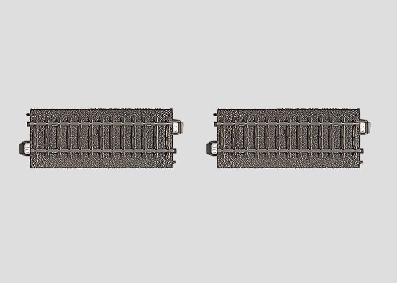 H0 | Märklin 24995 - Contact rail set - 2x 94,2 mm (C-rail)