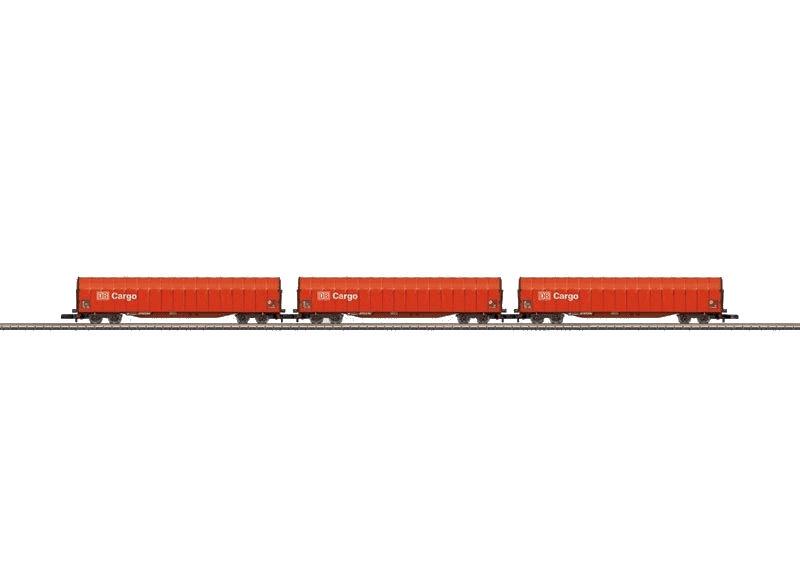 Z   Märklin 82420 - 3 huifwagens