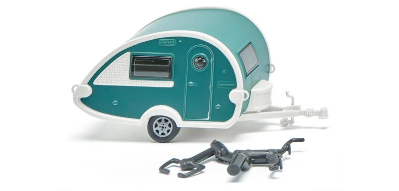 H0   Wiking 009238 - Caravan (T@B) (1)