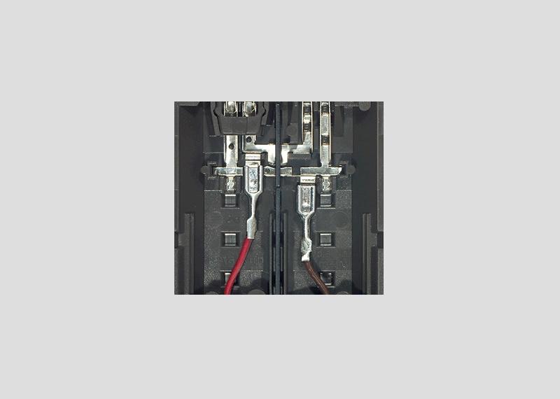 H0 | Märklin 74040 - Aansluitgarnituur (C-rail)