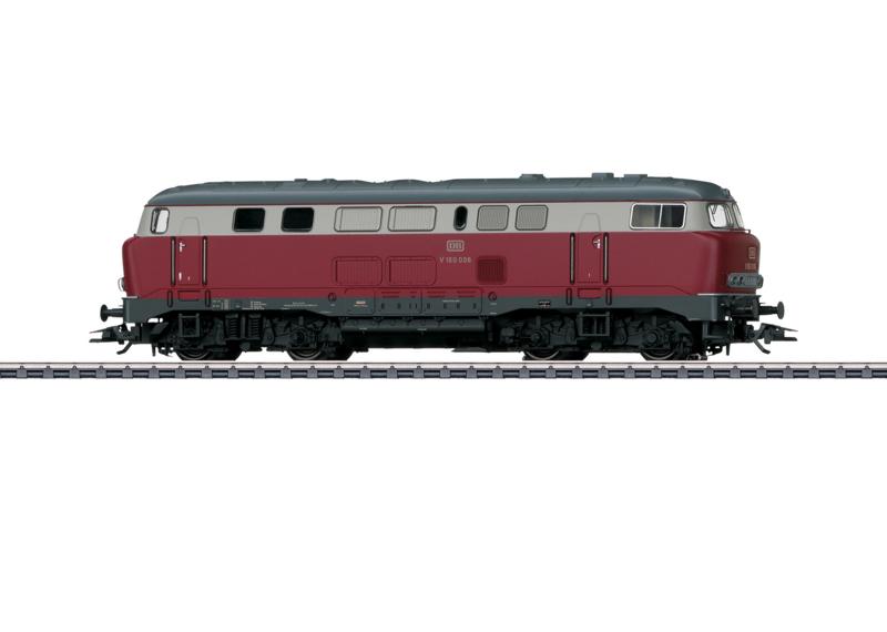 H0   Märklin 39741 - DB V160 (AC sound)