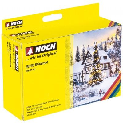 H0/N/Z | NOCH 08758 - Winter set