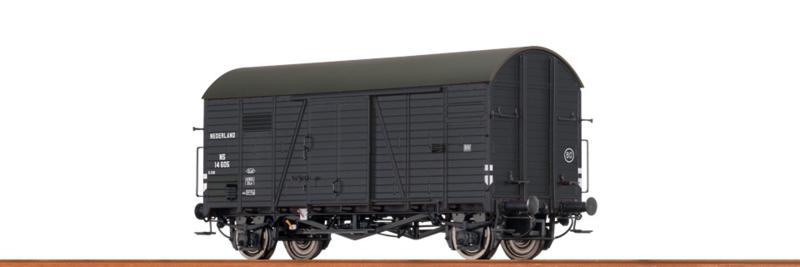 H0 | Brawa 48839 - NS, Gesloten goederenwagen GMS 30