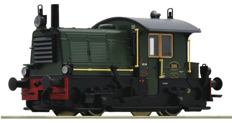 H0 | Roco 72015 - NS, Diesellocomotief serie 200/300. (DC sound)