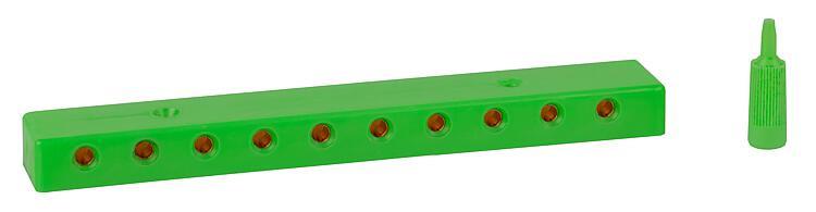 ALG   Faller 180804 - Verdeelplaat, groen