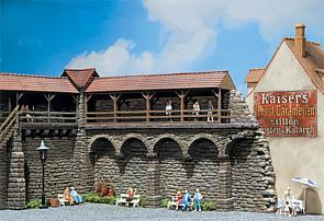 N | Faller 232351 - Old-Town wall