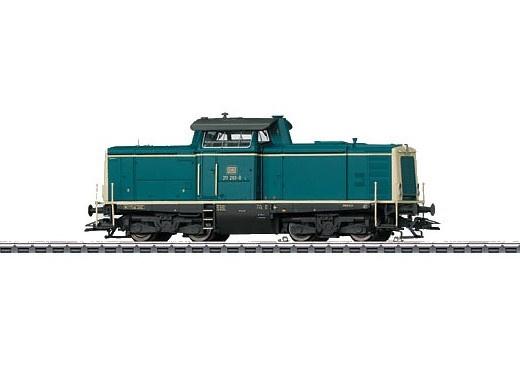 H0   Märklin 37002 - DB BR 211 (AC sound)