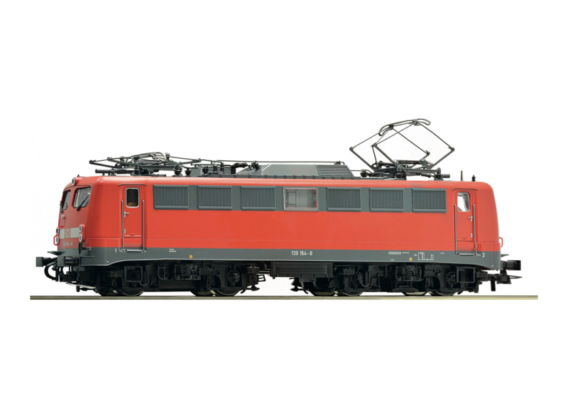 H0 | Roco 72557 - DB BR 139 (DC sound)