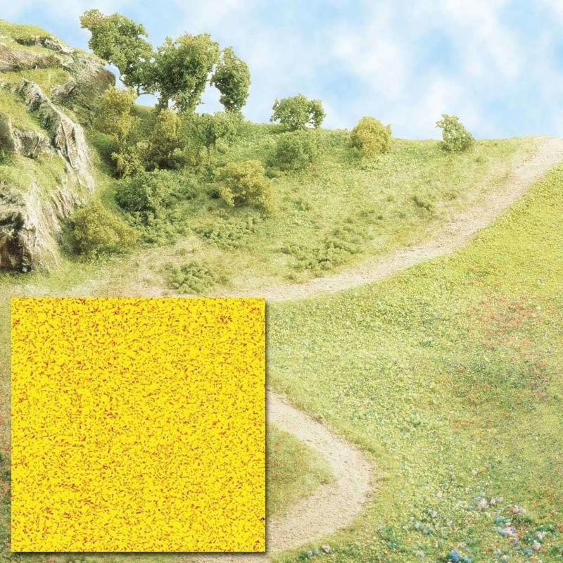 H0/N/Z   Busch 7054 - Strooipulver geel
