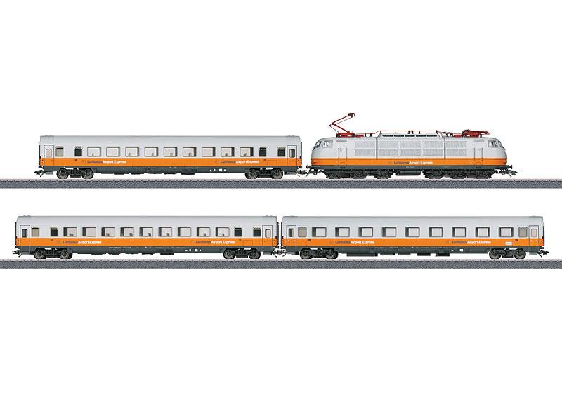 H0 | Märklin 26680 - Lufthansa Airport Express (AC sound)