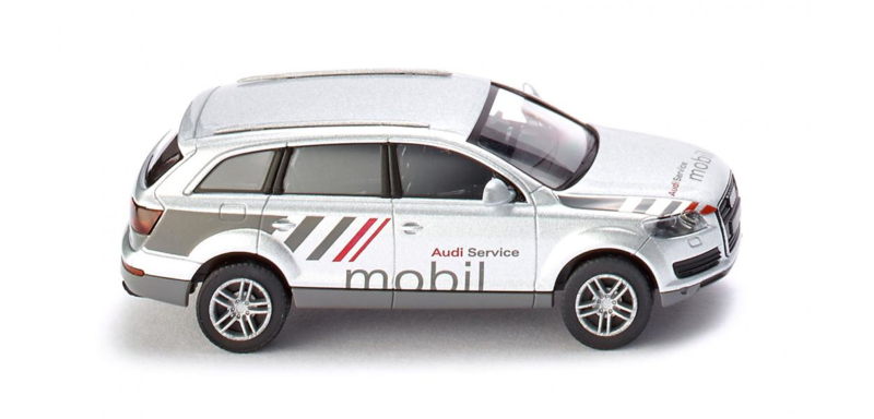 H0   Wiking 013305 - Audi Q7 - Servicemobil. (1)