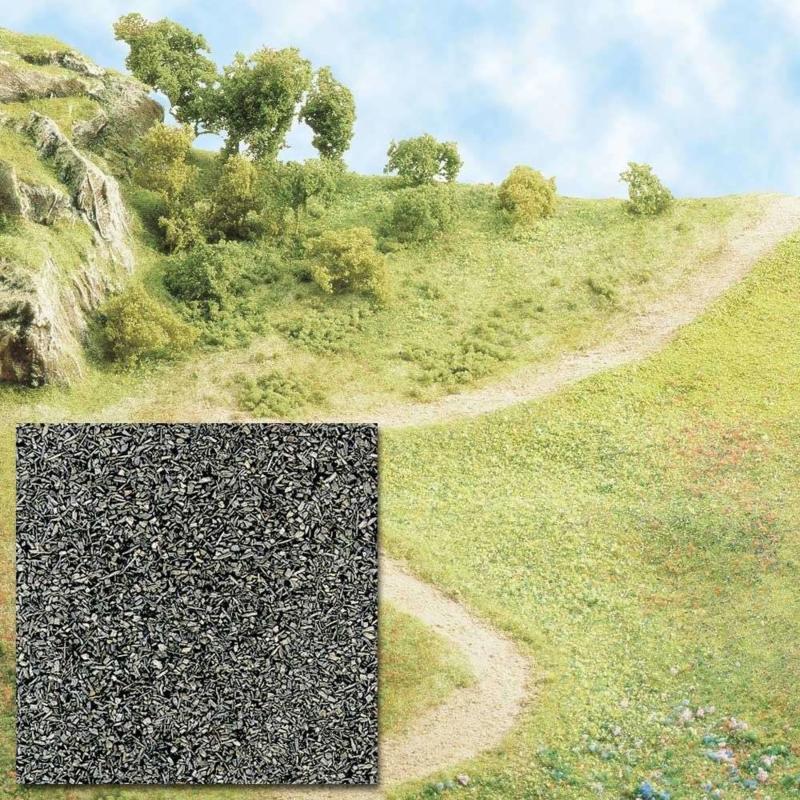 H0/N/Z   Busch 7057 - Strooipulver grijs
