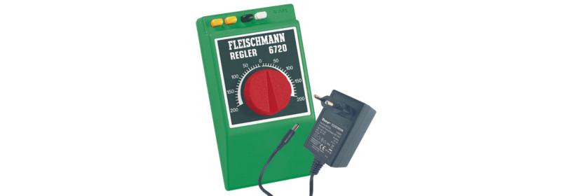 Fleischmann 6725 - Rijregelaar (DC)