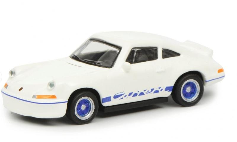 H0   Schuco 26399 - Porsche 911 2,7 RS wit