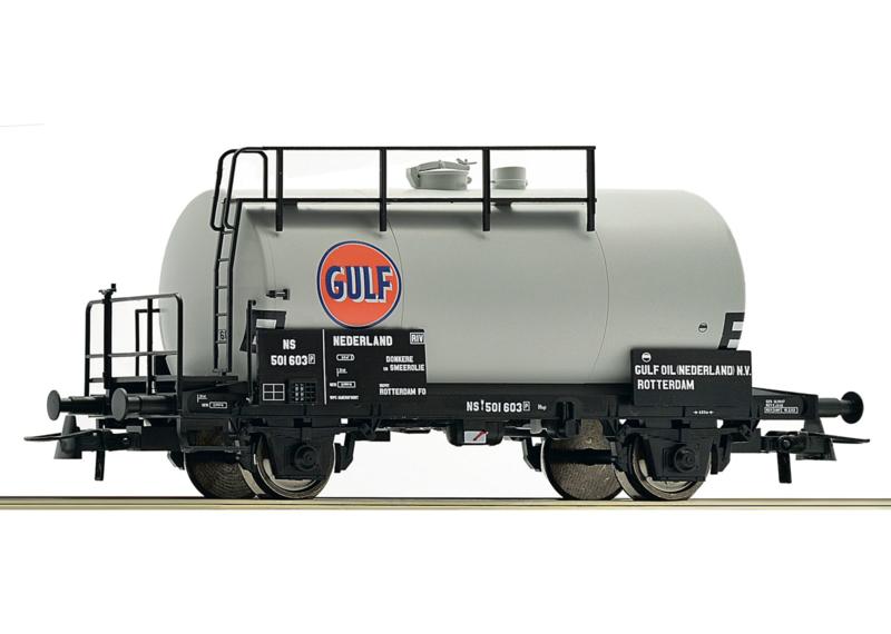 H0 | Roco 66908 - NS ketelwagen Gulf