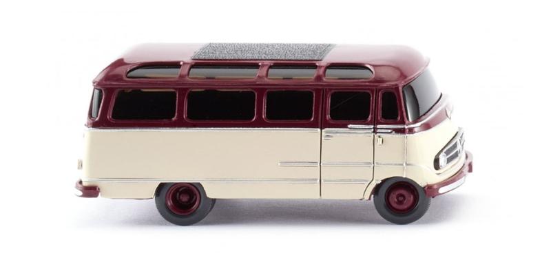 H0 | Wiking 026002 - MB O 319 panoramabus (1)