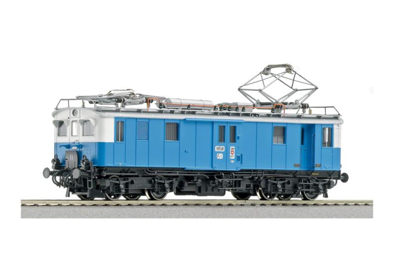 H0 | Roco 63899 - SBB Fe 4/4 (DC)