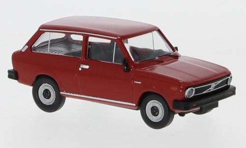 H0   Brekina 27628 - Volvo 66 Kombi, rood, 1975