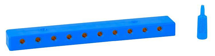ALG | Faller 180803 - Verdeelplaat, blauw