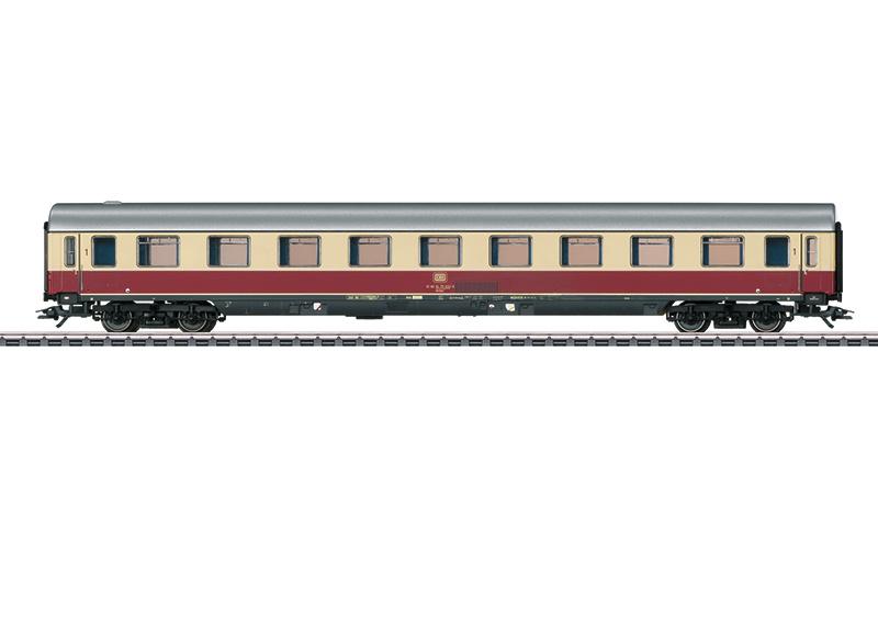 H0   Märklin 43862 - DB, Personenrijtuig 1e klasse
