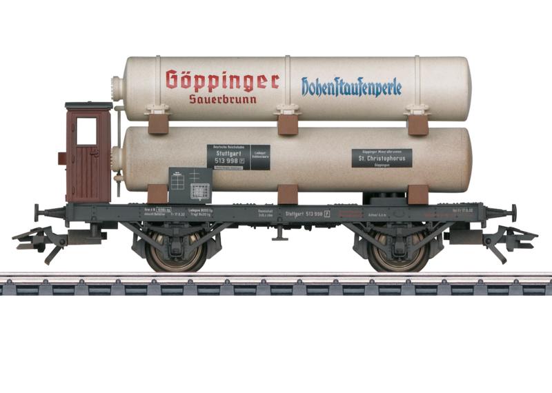 H0 | Märklin 45086 - DRG, Gasketelwagen