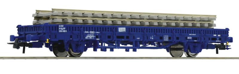 H0 | Roco 67583 - Rongenwagen Railpro
