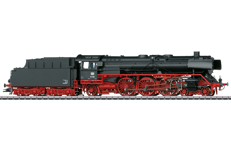 H0   Märklin 39884 - DB, Stoomlocomotief serie 043