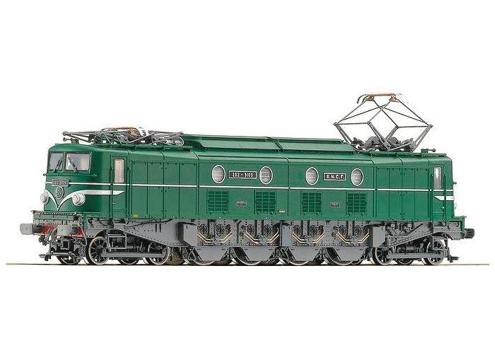 H0 | Roco 68472 - SNCF 2D2 9100 GRG 1 (AC)