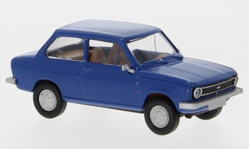 H0   Brekina 92865 -DAF 66, blauw
