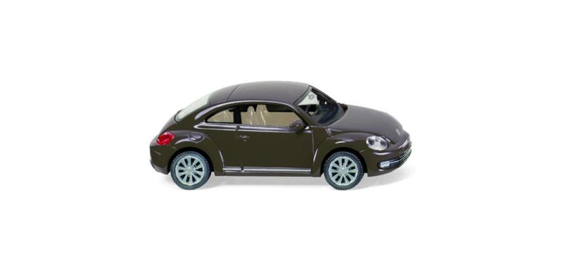 H0 | Wiking 002901 - VW The Beetle toffee brown metallic (1)