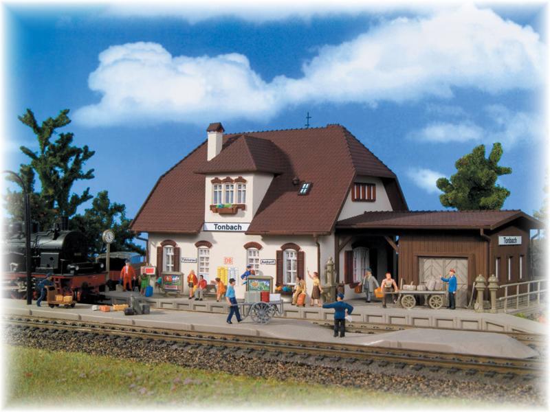 H0 | Vollmer 43524 - Tonbach station