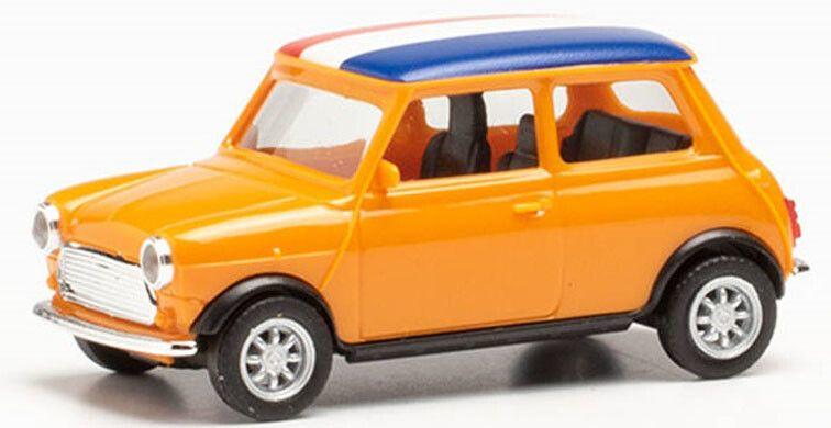 H0   Herpa 420679 - Mini Cooper EK 2021, Nederland