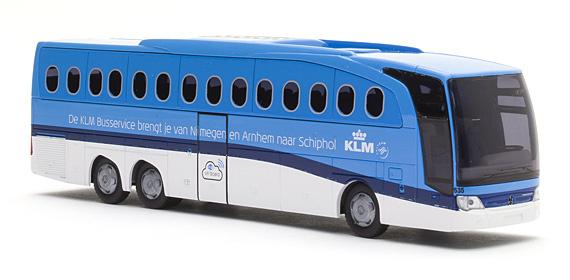 H0 | Rietze 66355 - Mercedes-Benz Travego M KLM (NL)