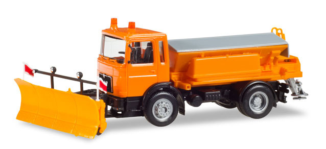 H0 | Herpa 309547 - MAN F8 winter service