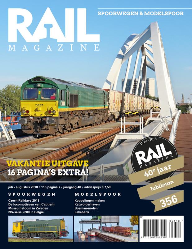 Railmagazine 356