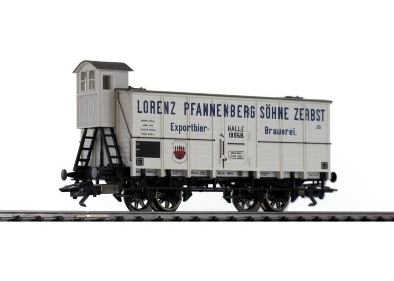 H0 | Märklin 48938 - KPEV bierwagon Pfannenberg Söhne