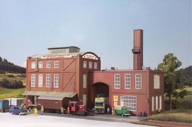 H0   Piko 61144 - Moutfabriek
